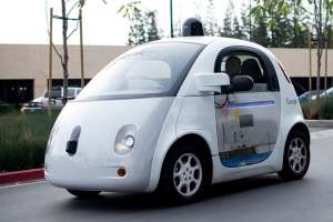 Google Autonomous Eletric Car