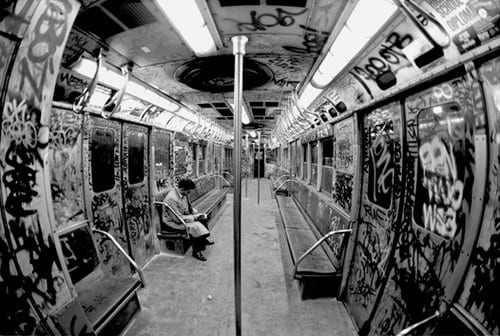1960s 1970s Poor Conditions Urban Public Transportation