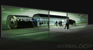 Concept Hyperloop Illustration
