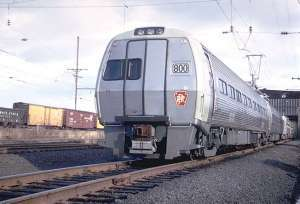 Metroliner Northeast Corridor