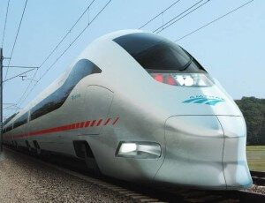 Amtrak's 220 Mph high speed train