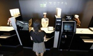 Automated Hotel Reception