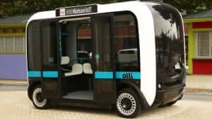 IBM and Local Motors- The Olli System