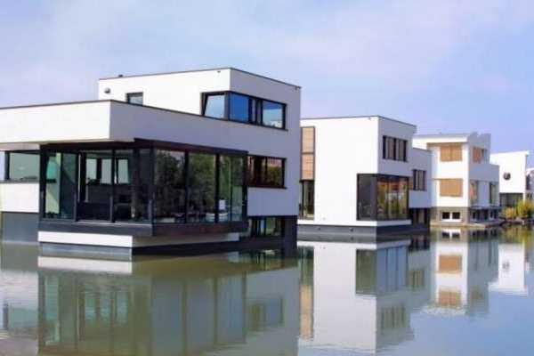 Netherlands Floating Homes